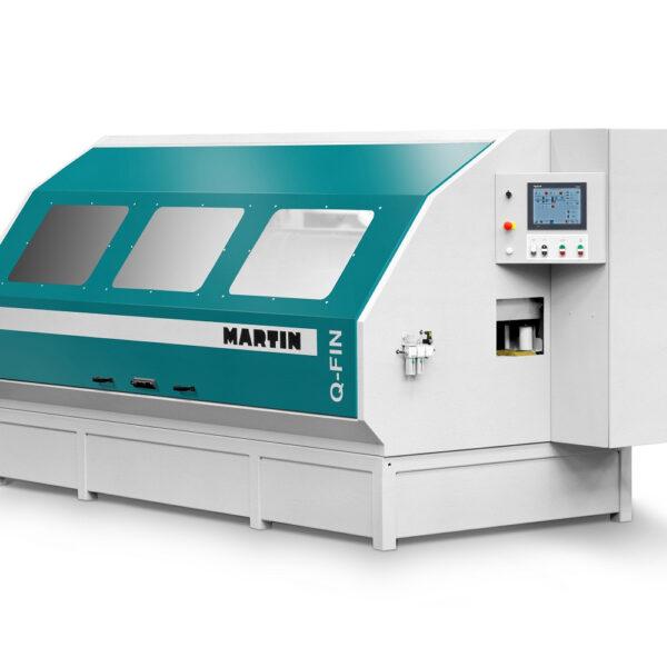 Martin Q Fin Sanding Machine