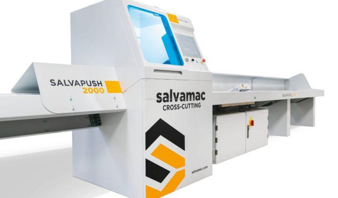 Salvamac Woodworking Machinery | MW Machinery