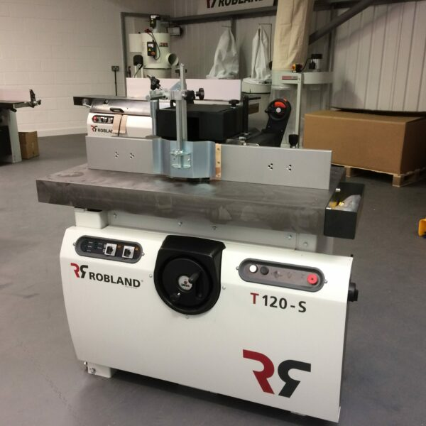 Robland T120 TS Spindle Moulder